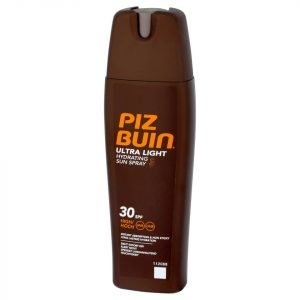 Piz Buin Ultra Light Hydrating Sun Spray High Spf30 200 Ml