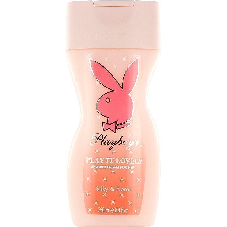 Playboy Play It Lovley Shower Gel Shower Gel 250ml