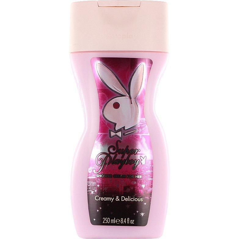 Playboy Super Playboy Shower Gel Shower Gel 250ml