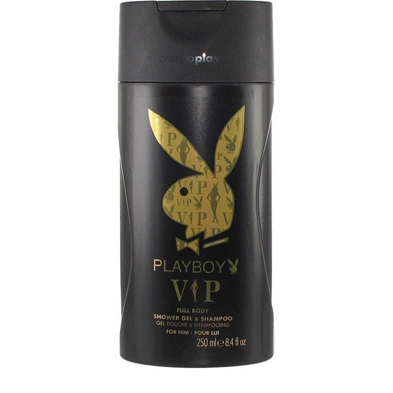 Playboy VIP Shower Gel & Shampoo Shower Gel & Shampoo 250ml
