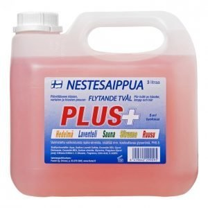 Plus+ Nestesaippua 3 L