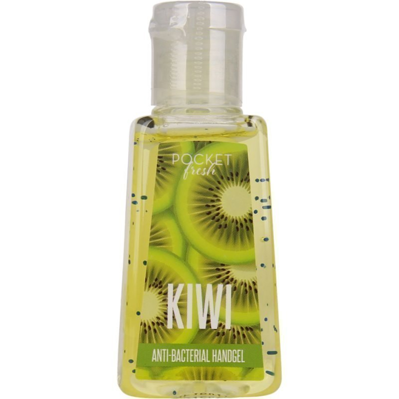 Pocketfresh KiwiBacterial Handgel 29ml