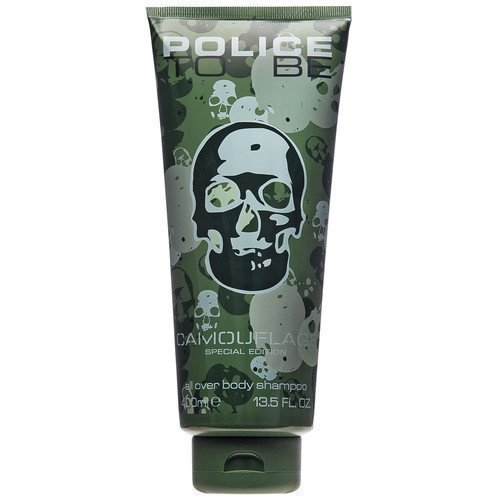 Police Camouflage All Over Body Shampoo