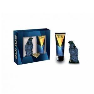 Police Icon Lahjapakkaus Edp 40 Ml + Body Shampoo 100 Ml