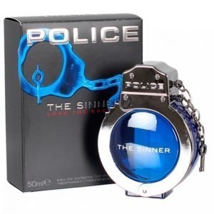Police The Sinner Edt 50 Ml Hajuvesi