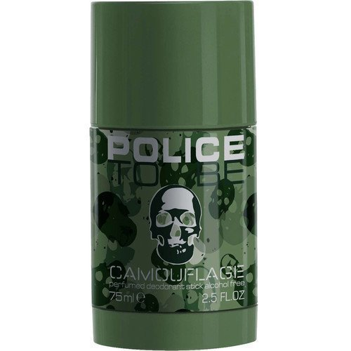 Police To Be Camouflage Deodorant Stick