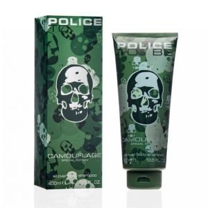 Police To Be Camouflage M Body / Shampoo