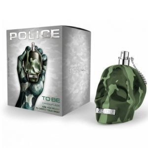 Police To Be Camouflage M Edt 40 Ml Hajuvesi