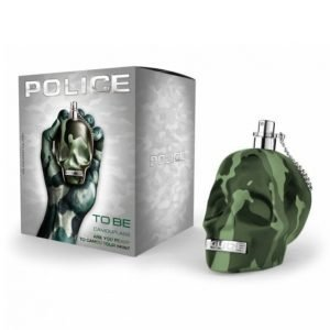 Police To Be Camouflage M Edt 75 Ml Hajuvesi