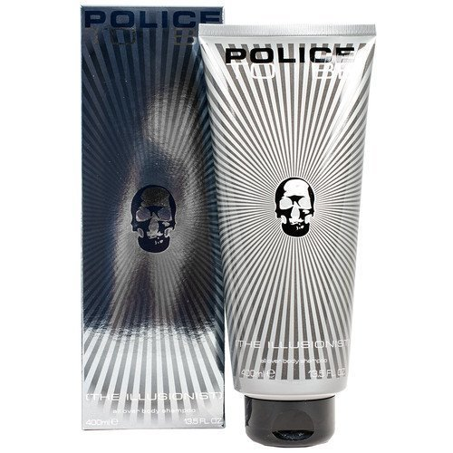 Police To Be The Illusionist All Over Body Shampoo for Men