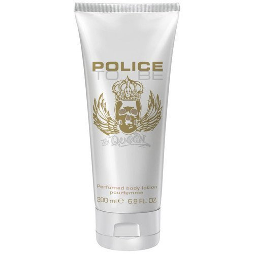 Police To Be The Queen Body Lotion