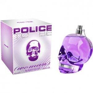 Police To Be Woman Edp Spray Hajuvesi 40 Ml