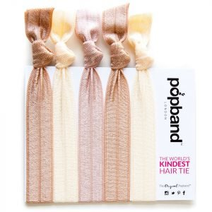Popband London Hair Ties Blondie