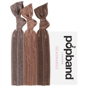 Popband London Headbands Brown