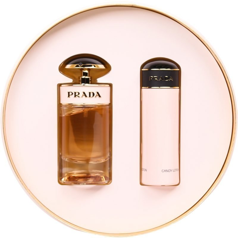 Prada Candy L'eau EdT 50ml Body Lotion 75ml
