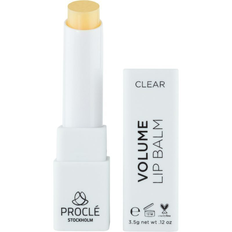 Proclé Volume Lip Balm Clear 3