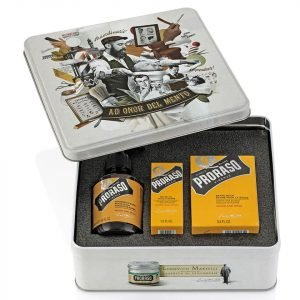 Proraso Beard Care Tin Wood And Spice
