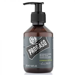 Proraso Cypress And Vetyver Beard Wash 200 Ml