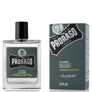 Proraso Cypress And Vetyver Cologne 100 Ml