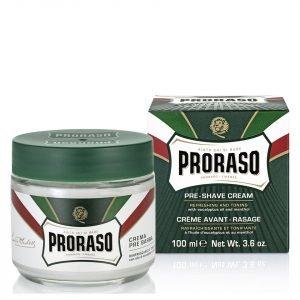 Proraso Pre Shave Cream Eucalyptus & Menthol