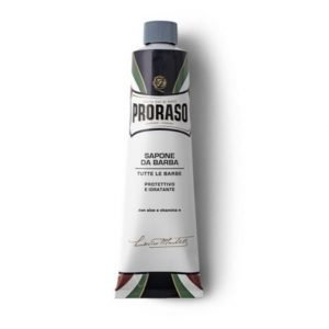Proraso Shaving Cream Tube Aloe Vera & Green Tea