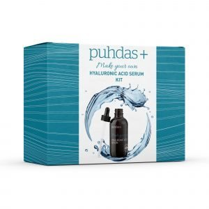 Puhdas+ Make Your Own Hyaluronic Acid Serum Setti