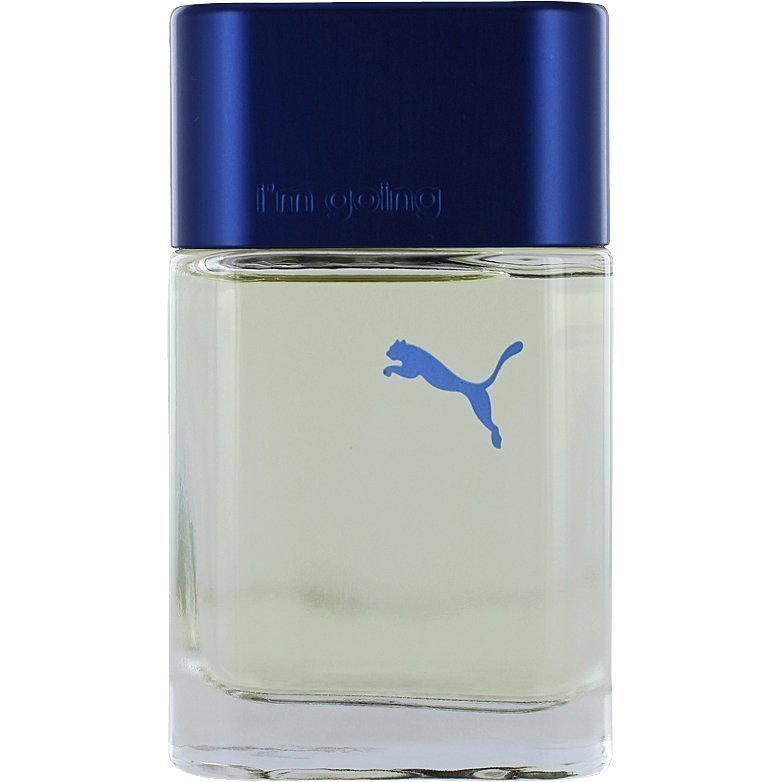 Puma I'm Going Man After Shave Lotion After Shave Lotion 60ml