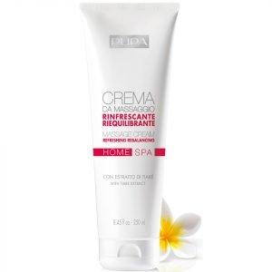 Pupa Home Spa Massage Cream Rebalancing 250 Ml