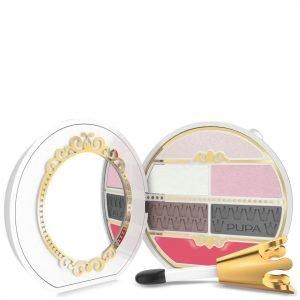 Pupa Il Principino Eye And Lip Palette Cool Shades