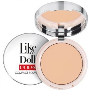 Pupa Like A Doll Nude Skin Compact Powder Various Shades Natural Beige