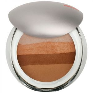 Pupa Luminys Baked All Over Illuminating Blush Powder Natural Stripes