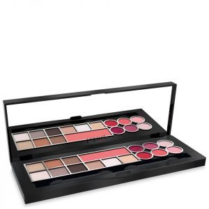 Pupa Pupart Gold Cover Makeup Palette Warm Shades