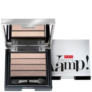 Pupa Vamp 4-Eyeshadow Palette Absolutely Nude 4 G
