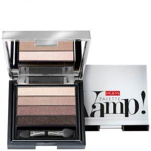 Pupa Vamp 4-Eyeshadow Palette Smoky Brown 4 G