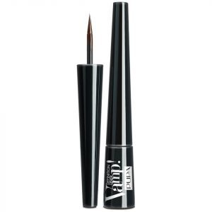 Pupa Vamp! Definition Liner Eye Liner With Felt-Tip Applicator Various Shades Brown