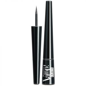 Pupa Vamp! Definition Liner Eye Liner With Felt-Tip Applicator Various Shades Extra Black