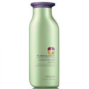 Pureology Clean Volume Colour Care Shampoo 250 Ml