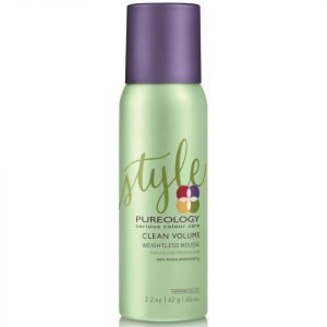 Pureology Clean Volume Weightless Mousse 238 G