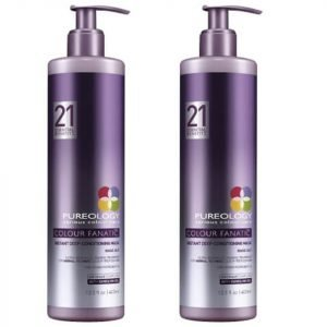 Pureology Colour Fanatic Mask Duo 400 Ml