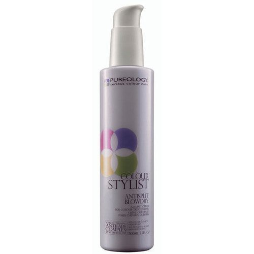 Pureology Colour Stylist Antisplit Blowdry Styling Cream