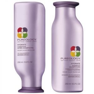 Pureology Hydrate Colour Care Shampoo And Conditioner Duo 250 Ml