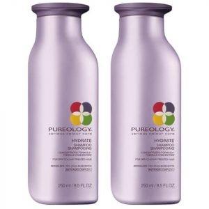 Pureology Hydrate Colour Care Shampoo Duo 250 Ml