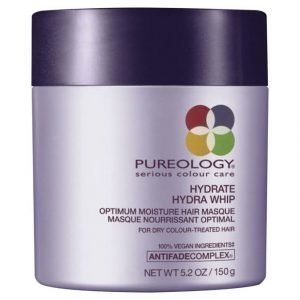 Pureology Hydrate Hydra Whip Optimum Moisture Hair Masque Hiusnaamio 150 ml