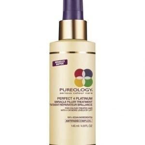 Pureology Perfect 4 Platinum Miracle Filler Treatment Hoitosuihke 145 ml