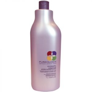 Pureology Pure Hydrate Conditioner 1000 Ml With Pump