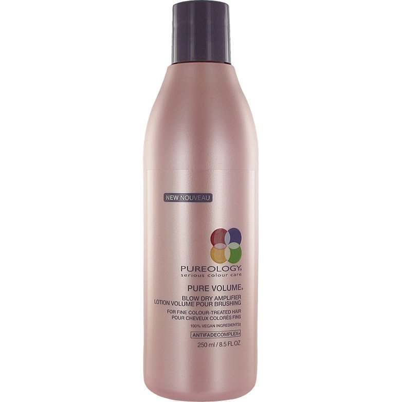 Pureology Pure Volume Blow Dry Amplifier 250ml