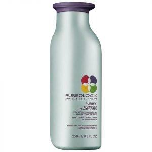 Pureology Purify Colour Care Shampoo 250 Ml
