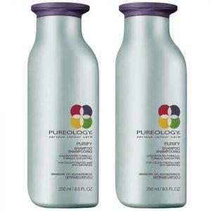 Pureology Purify Colour Care Shampoo Duo 250 Ml