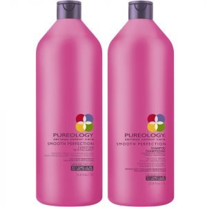 Pureology Smooth Perfection Shampoo And Conditioner 1000 Ml