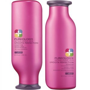 Pureology Smooth Perfection Shampoo And Conditioner 250 Ml